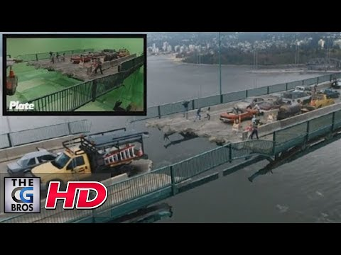 "CGI VFX Breakdown : ""Final Destination 5 - Breakdown"" - by Prime Focus World"