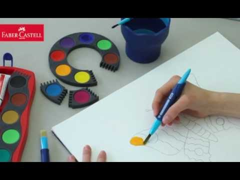 Faber-Castell: CONNECTOR Paint Box