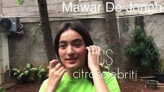 """Download lagu Mawar de Jongh Bawakan Single ke 2 """"Lebih  Dari Egoku"""" di konser Live ON YouTube Temen Tapi Menikah"""