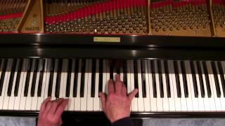 Brahms Intermezzo Op. 118, No.2  A Major   5 3 14    keyboard view
