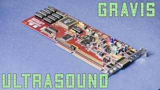 """Gravis Ultrasound """"Classic"""" review - The Quest For The Ultimate DOS Sound Card - Part 4"""