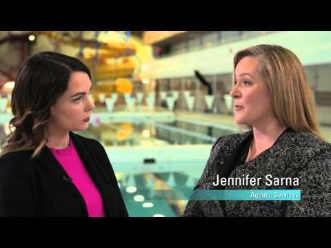 Aquatic Programs - A Winnipeg Minute, for December, 2015