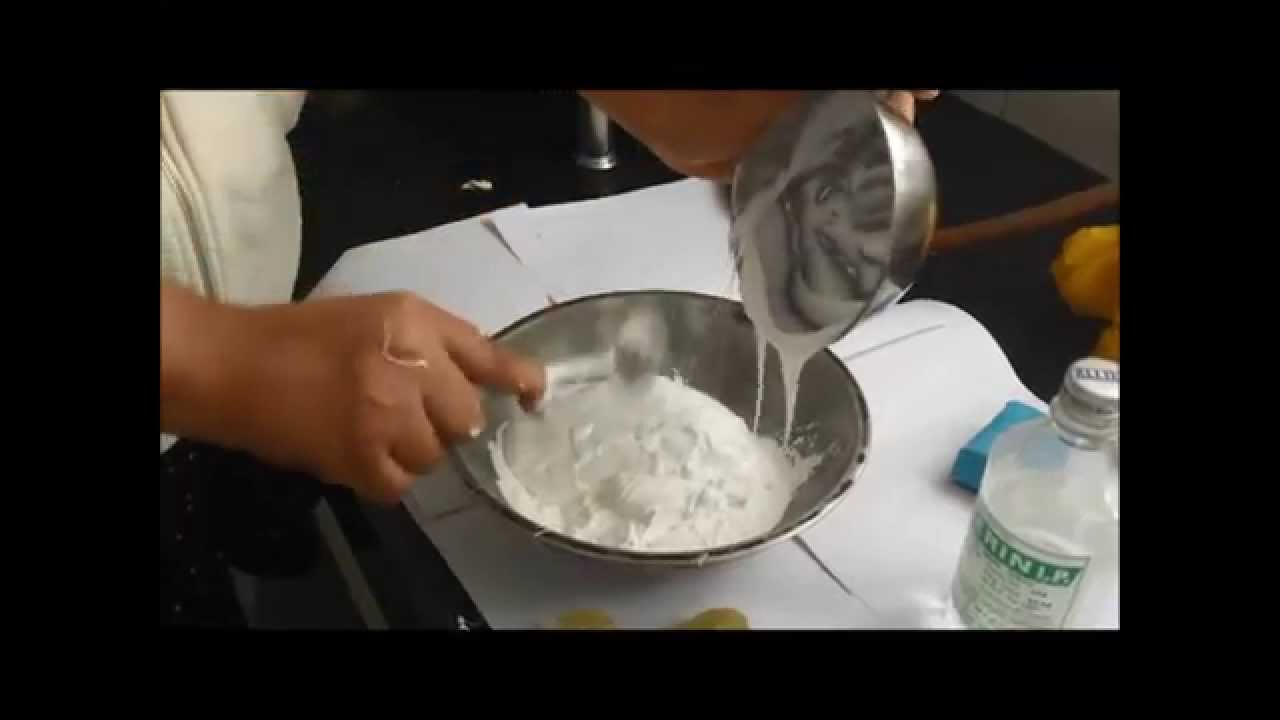 How To Make Lamasa Clay At Home Youtube