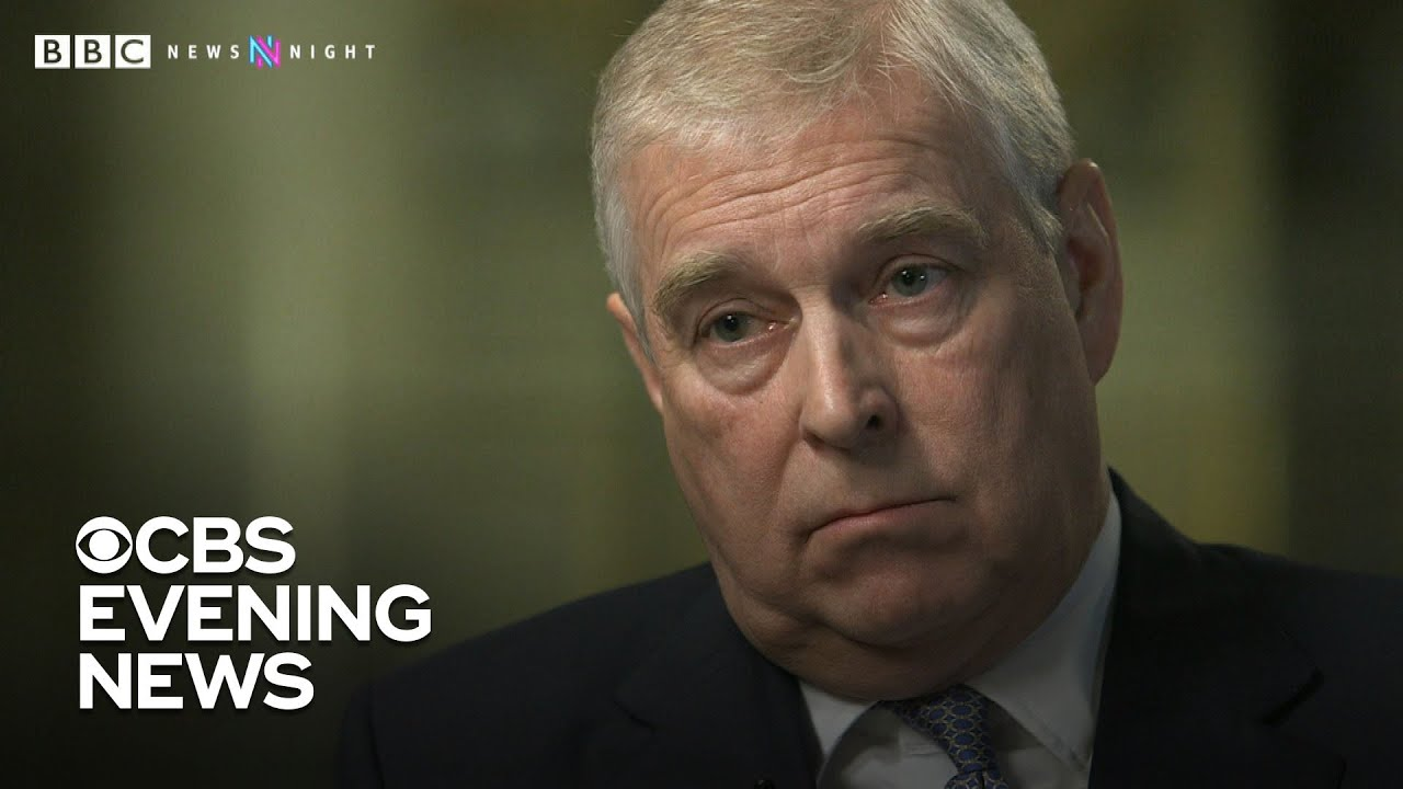 Prince Andrew Breaks Silence On Jeffrey Epstein Letting Royal