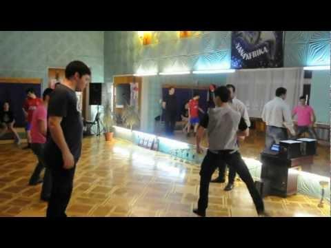 Грузинские танцы. Запорожье. Студия IMEDI (bichebi)