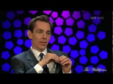Kian Egan - RTE: The Late Late Show 06.01.2012