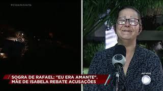 """Sogra do ator Rafael dá entrevista e fala """"eu era amante de Paulo"""""""