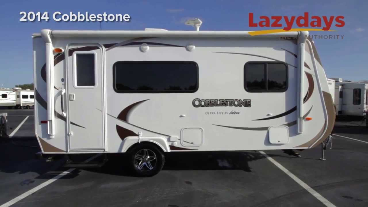 2014 Travel Lite Cobblestone Camper For sale at Lazydays, The Rv Authority