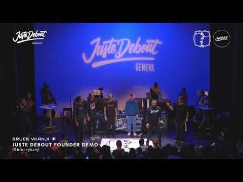 Bruce Ykanji - Demo Juste Debout Geneva 2020