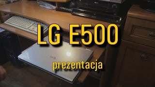 LG E500 z Windows 10 - test i …