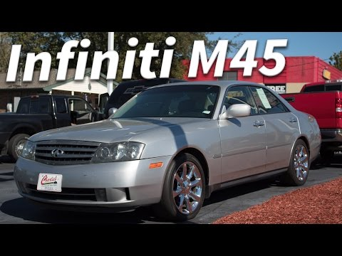 The Japanese BMW M5? || 2003 Infiniti M45 || Full Tour & Start Up
