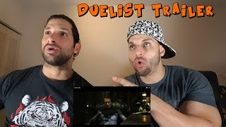 DUELIST Trailer - Russian Movie [REACTION]