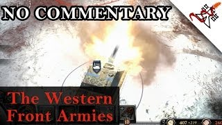 Company of Heroes 2 The Western Front Armies - Oberkommando West Multiplayer Gameplay [1080p/HD]