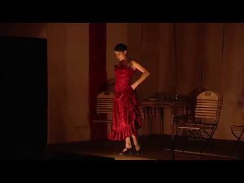 Flamenco Vengo Naci en Alamo