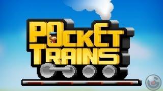 Pocket Trains - iPhone/iPad Gameplay