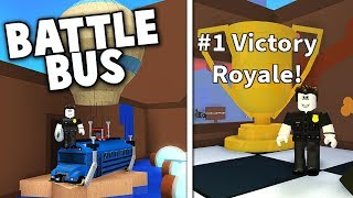 FORTNITE OBBY IN ROBLOX! *VICTORY ROYALE*
