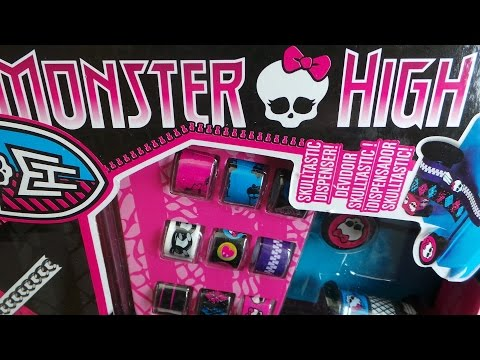 Monster High Tapeffiti Fashion Design Monster High How To Use the