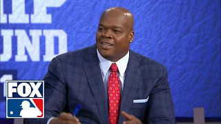 Frank Thomas on Dodgers lineup and implications of Red Sox/Indians series   MLB WHIPAROUND