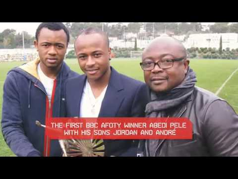 Andre Ayew back story profile for BBC African Footballer of the Year