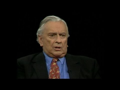 'Sympathy for the Devil': Friendship with Gore Vidal