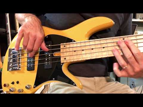 Download Youtube: Fodera Emperor Classic Standard 5 Bass Videograph