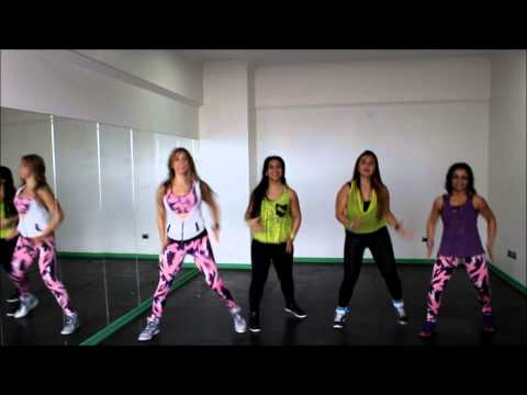 la la la la – Shakira – Zumba® Fitness – Romy Sibel CHILE