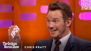 Download Chris Pratt Knows The Best Card Trick Ever - The Graham Norton Show Mp3 and Videos