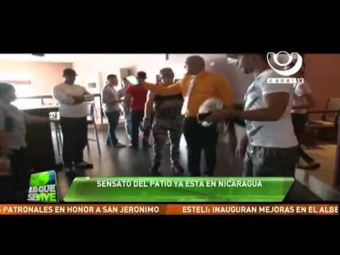 """Recibimiento A """"Sensato"""" En Nicaragua!!!"""
