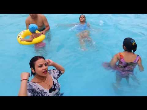 Swimming at Birgunj