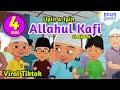 Sholawat Allahul Kafi  Viral Tiktok  Versi Upin ipin Feat Bear Band #DewaMusic