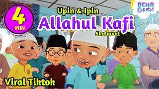 Sholawat Allahul Kafi ( Viral Tiktok ) Versi Upin ipin Feat Bear Music Band #DewaMusic