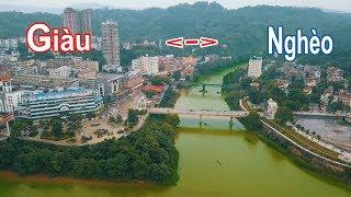 Sự khác biệt nơi biên giới Việt Nam và Trung Quốc - Toàn cảnh cửa khẩu Lào Cai