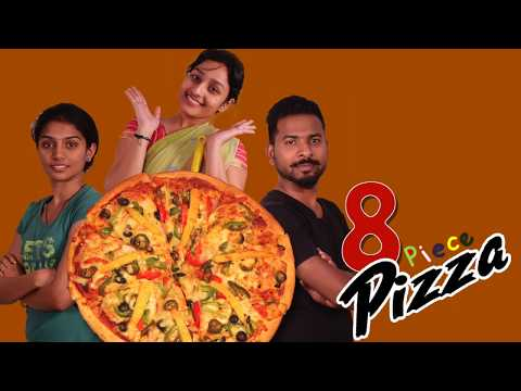 8 Piece Pizza - Hindi/English Short Film   English Subtitles   by Sunil Akunuri