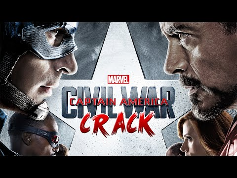 Captain America: Civil War | CRACK [Spoilers]