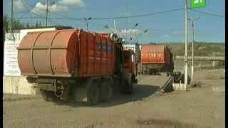 Челябинскую свалку взяли под видеонаблюдение(, 2018-09-03T15:48:35.000Z)
