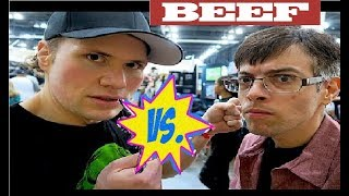 WETMOVIE1 VS COOLDUDER BEEF? -- WTF HAPPENED? LET'S TALK Live with Brendan WETMOVIE1