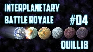 Interplanetary Battle Royale - Game 2 - Part 1