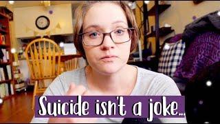 MY MESSAGE TO LOGAN PAUL | Suicide is NOT a Joke