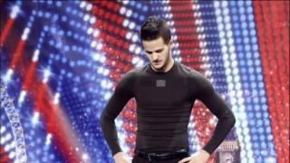法国帅哥,精彩舞蹈,引爆全场 Michael Moral - 英国达人2011 thumbnail