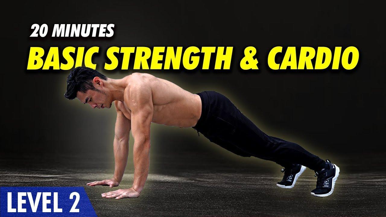 Download [Level 2!] Basic Strengthening & Cardio