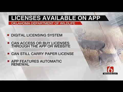 Oklahoma Hunting Licenses Now Available Online