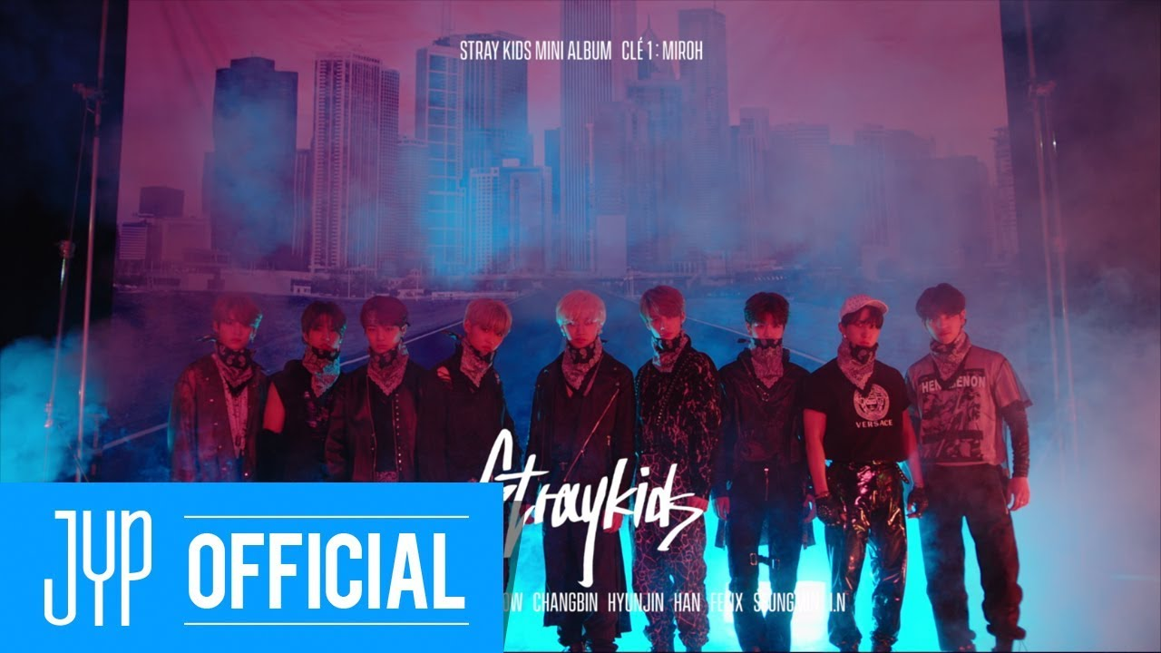 Stray Kids «승전가(Victory Song)» Performance Video