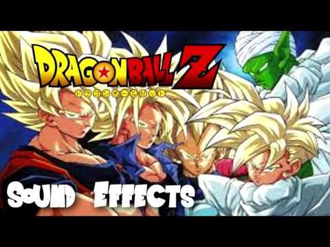 Dragon Ball Z Sound Effects (With Some Bonus Ones) Download Description