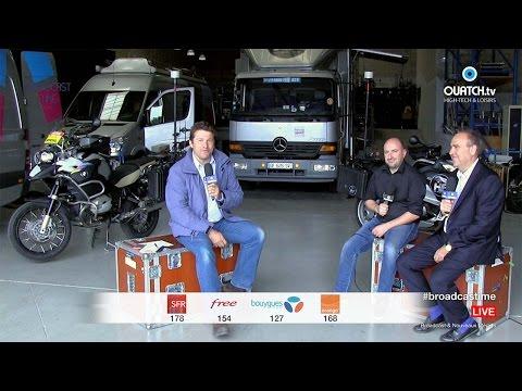 Broadcast Time S02E33 : Dans les coulisses techniques du Tour de France 2015