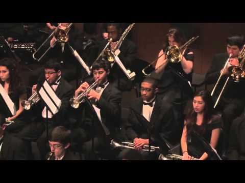 2015-03-13 PHS Wind Ensemble - Sorcerers Apprentice