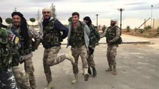 Сирия! Отдых после тяжелых боев