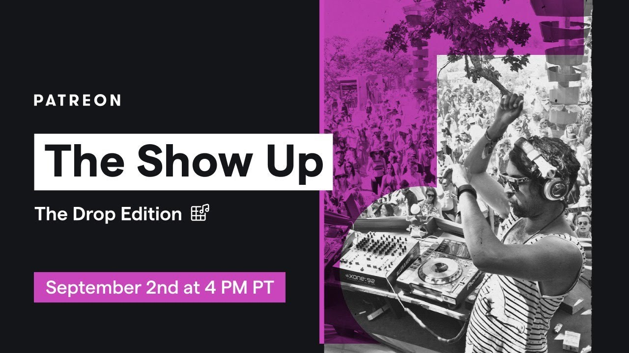 The Show Up | The Drop Edition - September 2nd