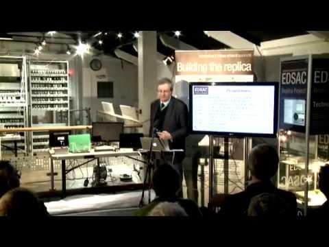EDSAC Gallery Opening at TNMOC