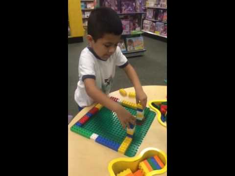 Lego store portland Oregon - YouTube