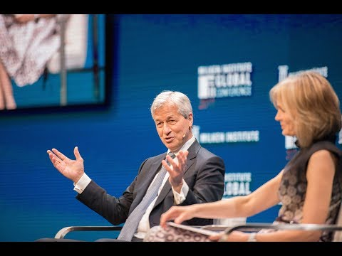 Lunch Program | Part 3: A Conversation with Jamie Dimon, Chairman and CEO, JPMorgan Chase & Co.